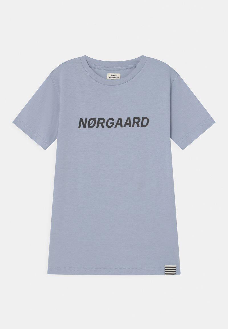 Mads Nørgaard - THORLINO UNISEX - T-shirts print - zen blue