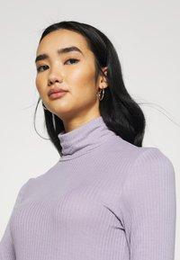Monki - ELIN  - Long sleeved top - purple - 3