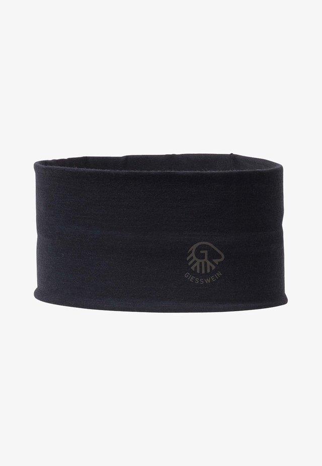 BRENTENJOCH - Ear warmers - dark blue