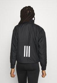 adidas Performance - LIGHT - Outdoorjakke - black/white - 2