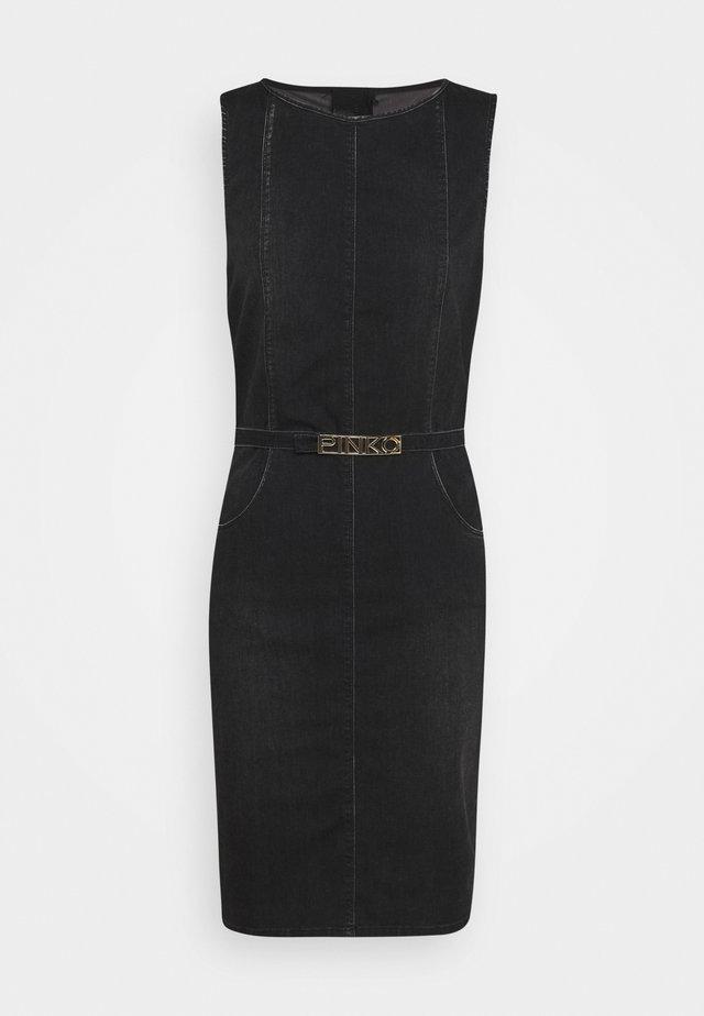 GLADYS DRESS - Robe d'été - black
