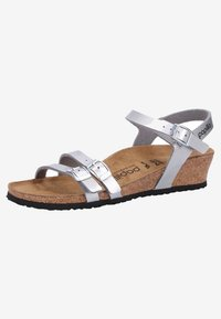 Papillio - Sandals - metallic silver - 2