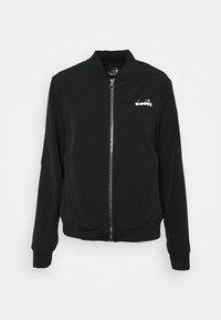 Diadora - JACKET CHALLENGE - Training jacket - black - 0
