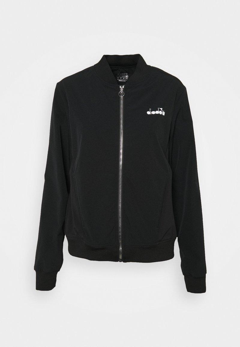 Diadora - JACKET CHALLENGE - Training jacket - black