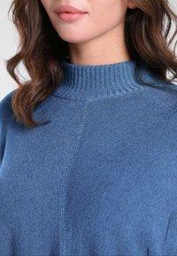 Apart - Pullover - jeansblau - 3