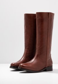 Apple of Eden - KAREN - Vysoká obuv - brown - 4