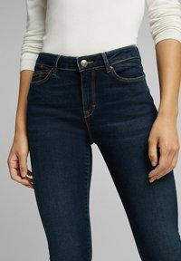 Esprit - Jeans Skinny Fit - blue dark washed - 6
