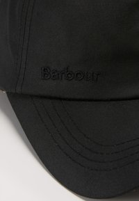 Barbour - PRESTBURY SPORTS CAP - Cap - black - 4