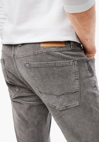 s.Oliver - Trousers - grey - 6