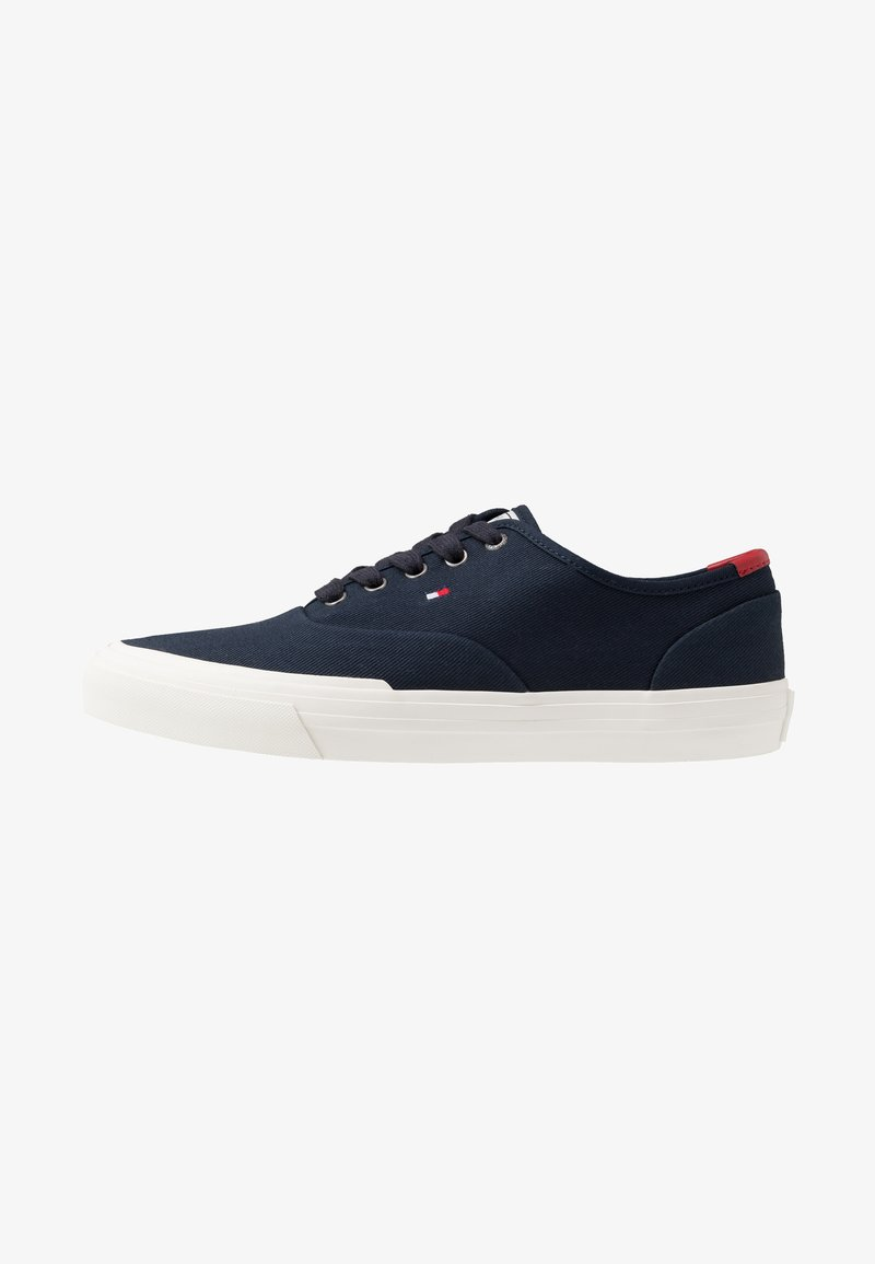 Tommy Hilfiger - CORE OXFORD - Sneakers - blue