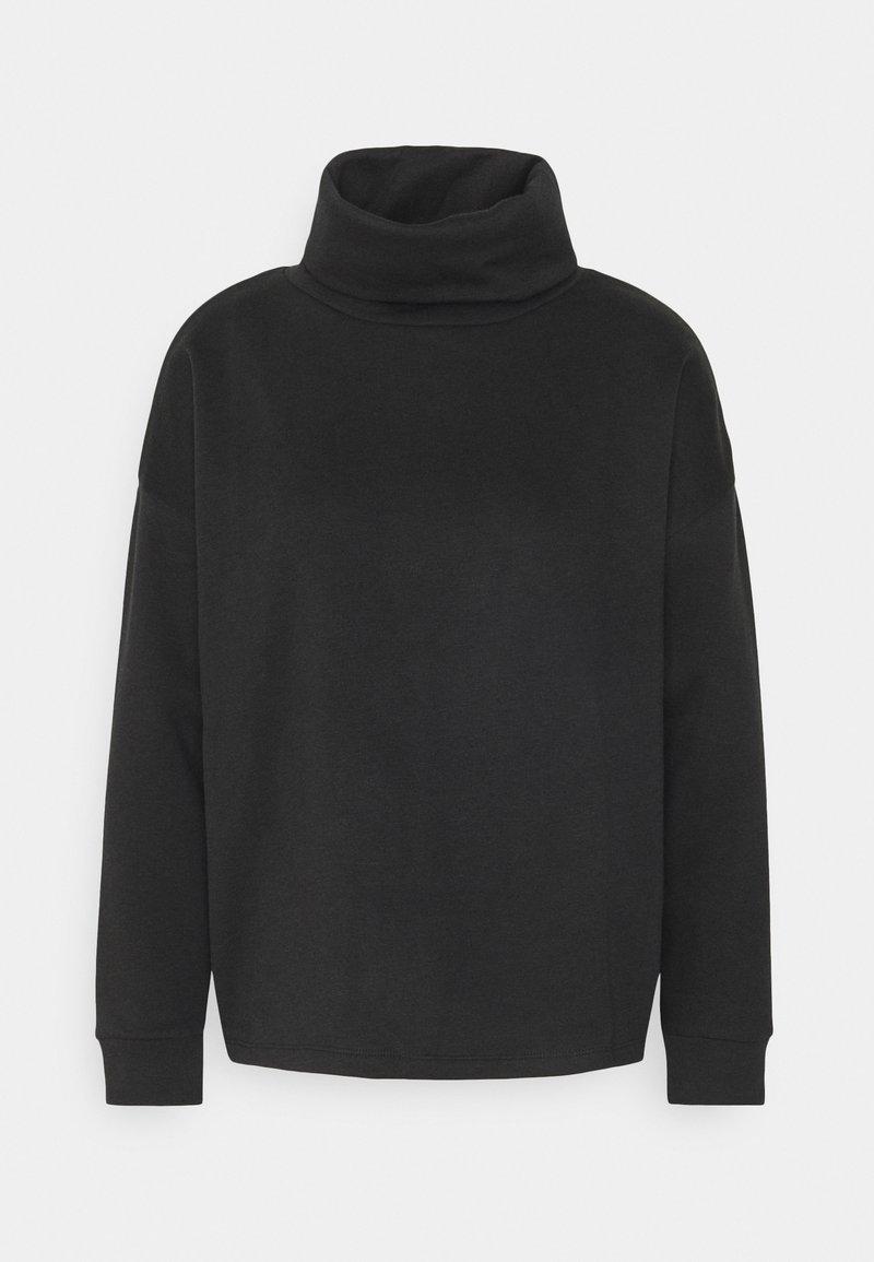 JDY - JDYTILDE COWLNECK  - Sweatshirt - black