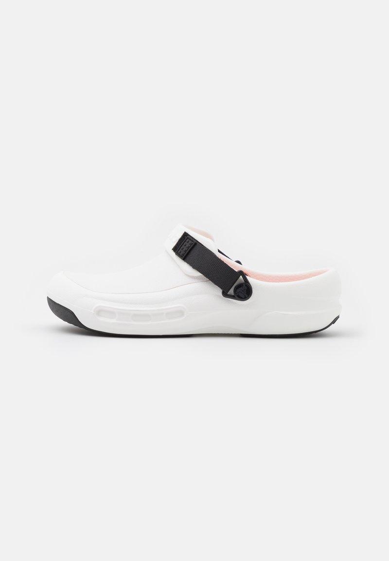 Crocs - BISTRO PRO LITERIDE UNISEX - Mules - white