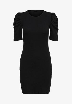 PUFFÄRMEL - Sukienka etui - black