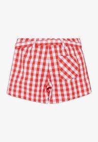 Benetton - Shorts - red - 1