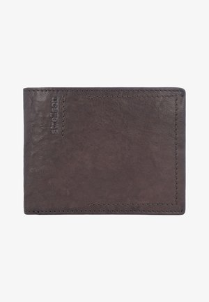 NORTON - Wallet - darkbrown