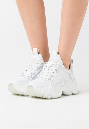 BINARY CASH - Trainers - white