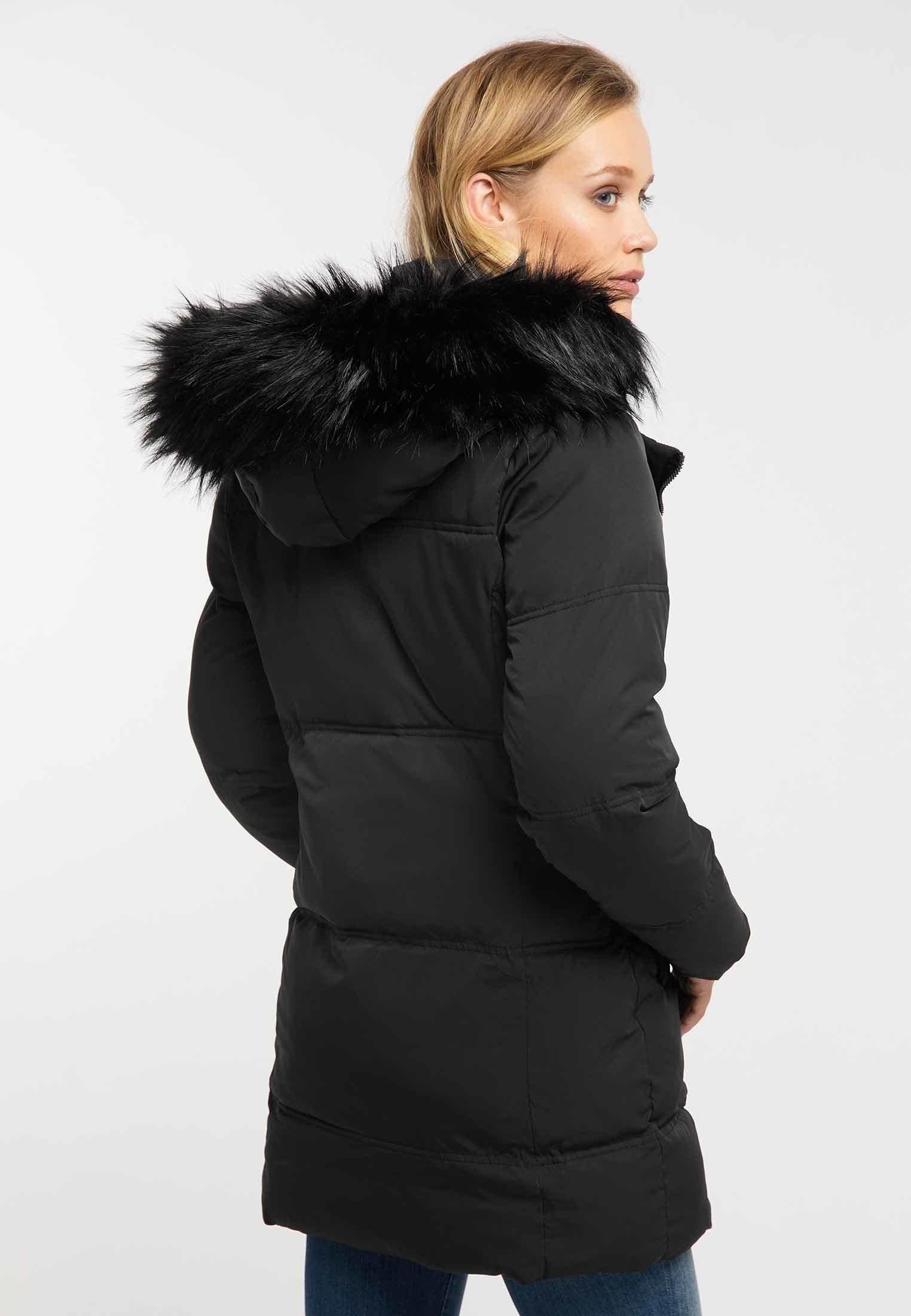 DreiMaster Veste d'hiver - schwarz - Manteaux Femme nJDDp