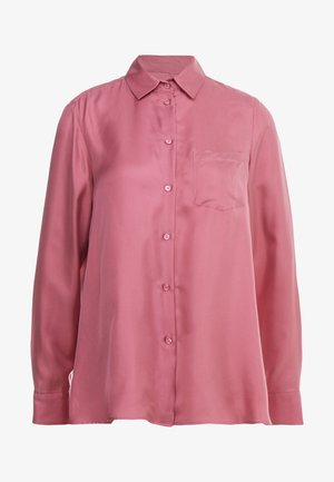 ZIGRINO - Button-down blouse - rosa