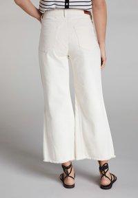 Oui - Flared Jeans - dew - 2