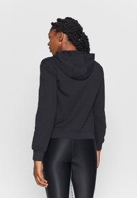 Calvin Klein Performance - FULL ZIP HOODY - Zip-up hoodie - black - 2