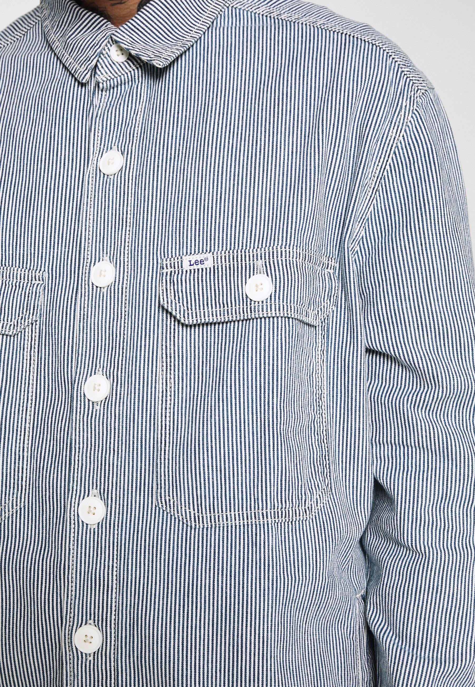 Homme WORKWEAR OVERSHIRT - Veste en jean