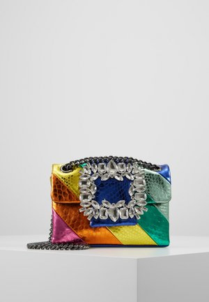 MINI MAYFAIR - Across body bag - multicolor