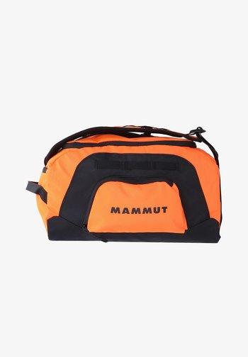 Sports bag - safety orange-black