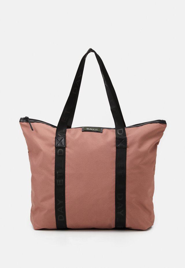 GWENETH BAG - Shoppingveske - riad rose