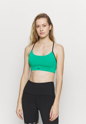 WORKOUT READY WORKOUT BRA LIGHT SUPPORT - Sujetador deportivo - collegiate green