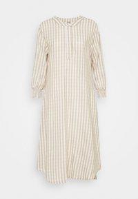 Culture - NOOR DRESS - Maxi dress - oatmeal - 0