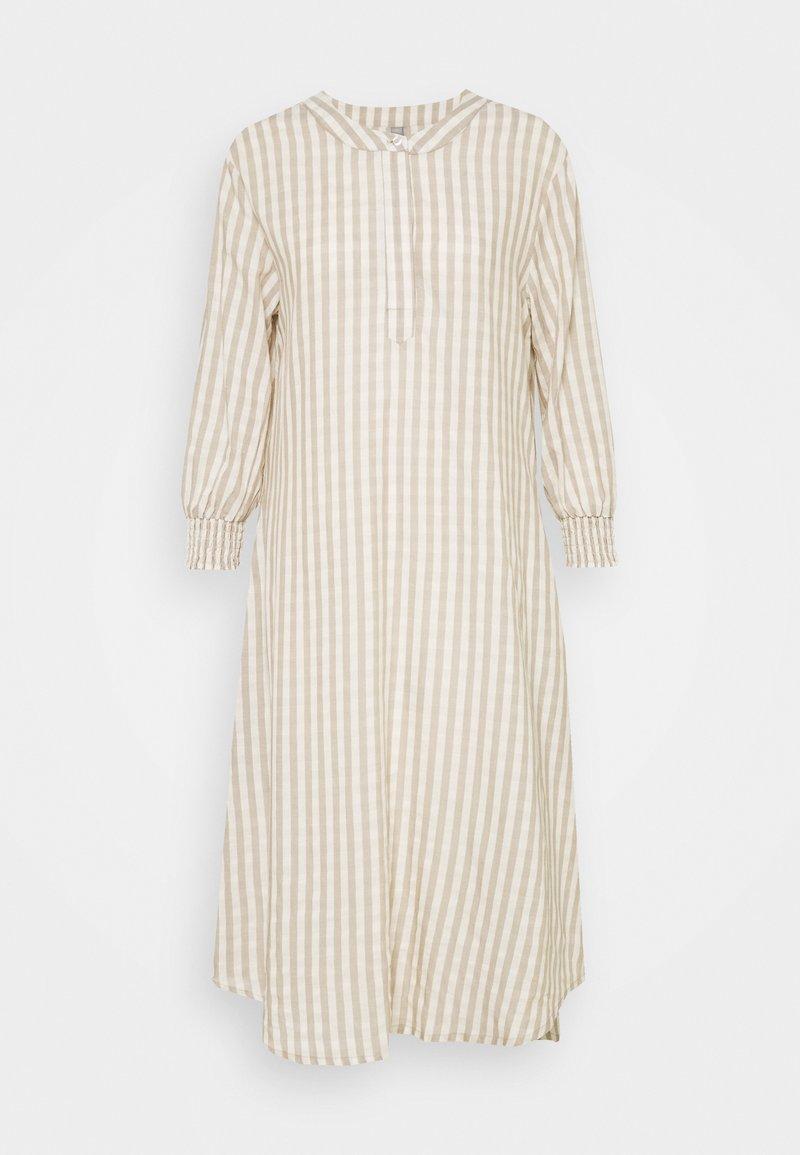 Culture - NOOR DRESS - Maxi dress - oatmeal