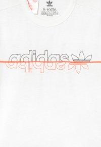 adidas Originals - TEE SET - Legging - white - 4