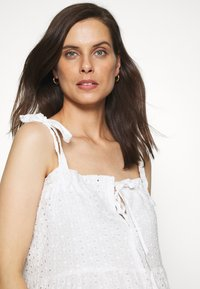 Missguided Maternity - CAMI MINI DRESS - Day dress - white - 4