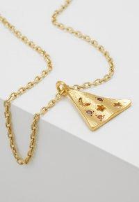 Hermina Athens - MELIES PYRAMIS - Necklace - gold-coloured - 4