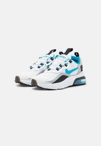 Nike Sportswear - NIKE AIR MAX 270 RT BP - Trainers - white/laser blue/wolf grey/black - 1