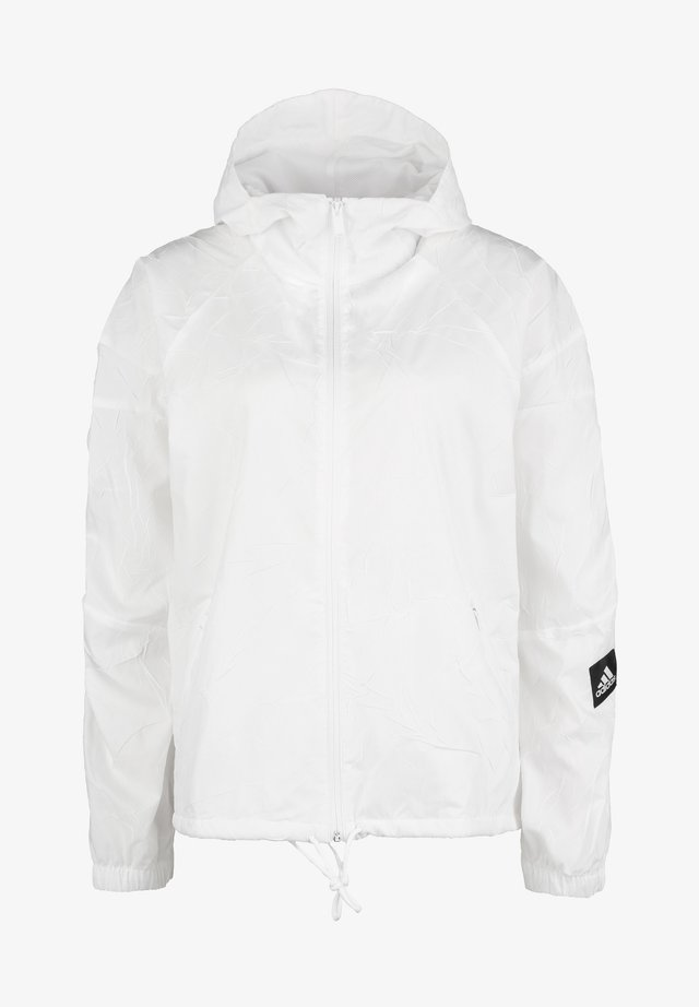 W.N.D.  - Sportovní bunda - white