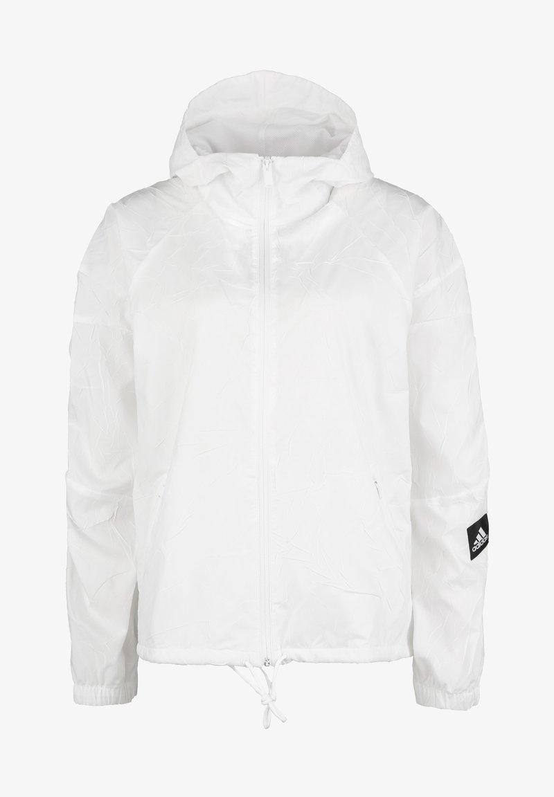 adidas Performance - W.N.D.  - Training jacket - white