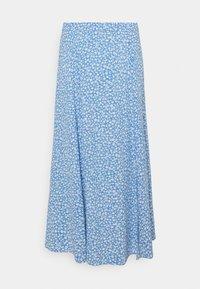 Forever New - ELLIE SPLIT SKIRT - A-line skirt - blue - 0