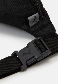 Puma - DECK WAIST BAG - Bum bag - black - 4