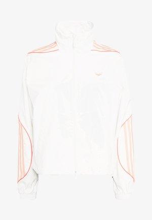 FAKTEN SPORT INSPIRED TRACK TOP - Training jacket - chalk white