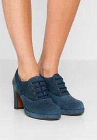 Chie Mihara - JOOP - Ankle boots - galaxy denim/indigo/picasso mare - 0