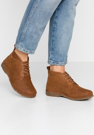 ANGKOR - Ankle boots - pleasant wood