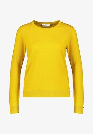 STYLE LIZ - Jumper - yellow
