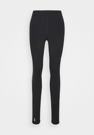 ONPPERFORMANCE RUN BRUSHED TIGHTS - Leggings - Trousers - black