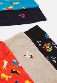 Happy Socks - ANIMAL SOCKS GIFT SET 5 PACK  - Socks - multi - 2