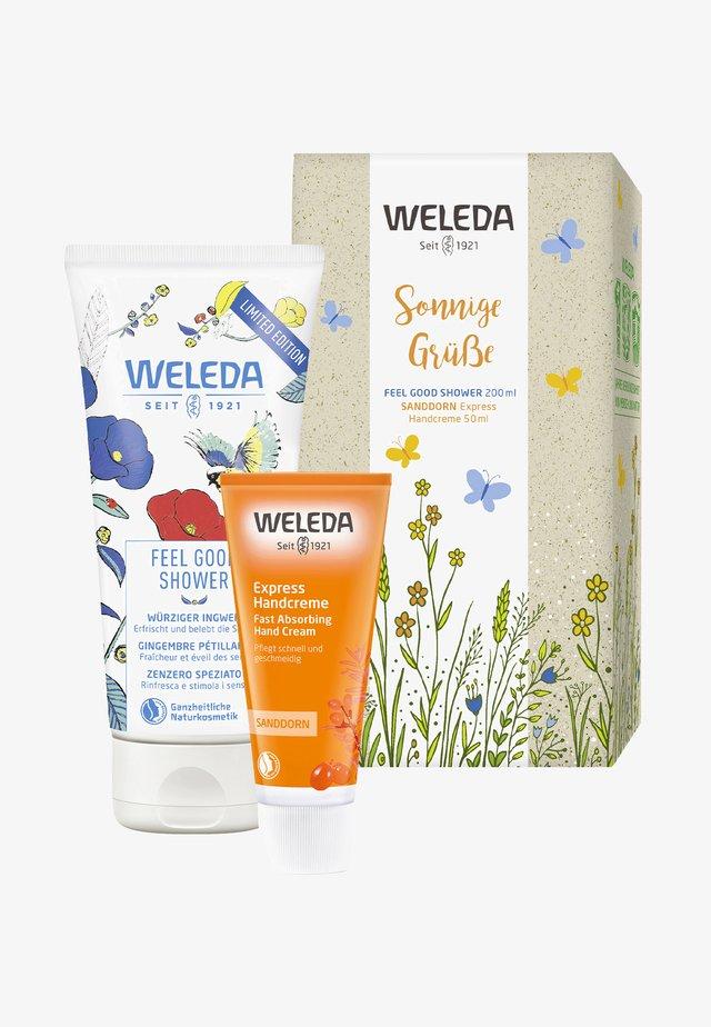WELEDA GIFT SET SEA BUCKTHORN - Skincare set - -