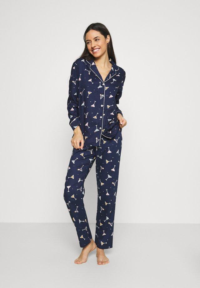 LONG SLEEVES MASCULINE SET - Pyjama - multicolor