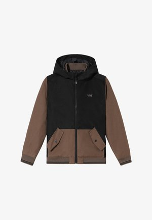 BY WELLS MTE  - Winter jacket - black/canteen