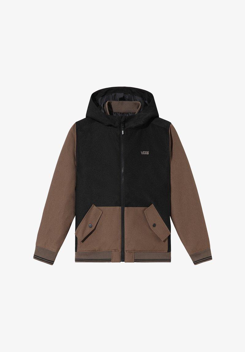 Vans - BY WELLS MTE  - Winter jacket - black/canteen