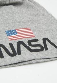 Name it - NASA - Beanie - grey melange - 2